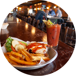 Saturday Specials Bloody Mary and Mystery Shots